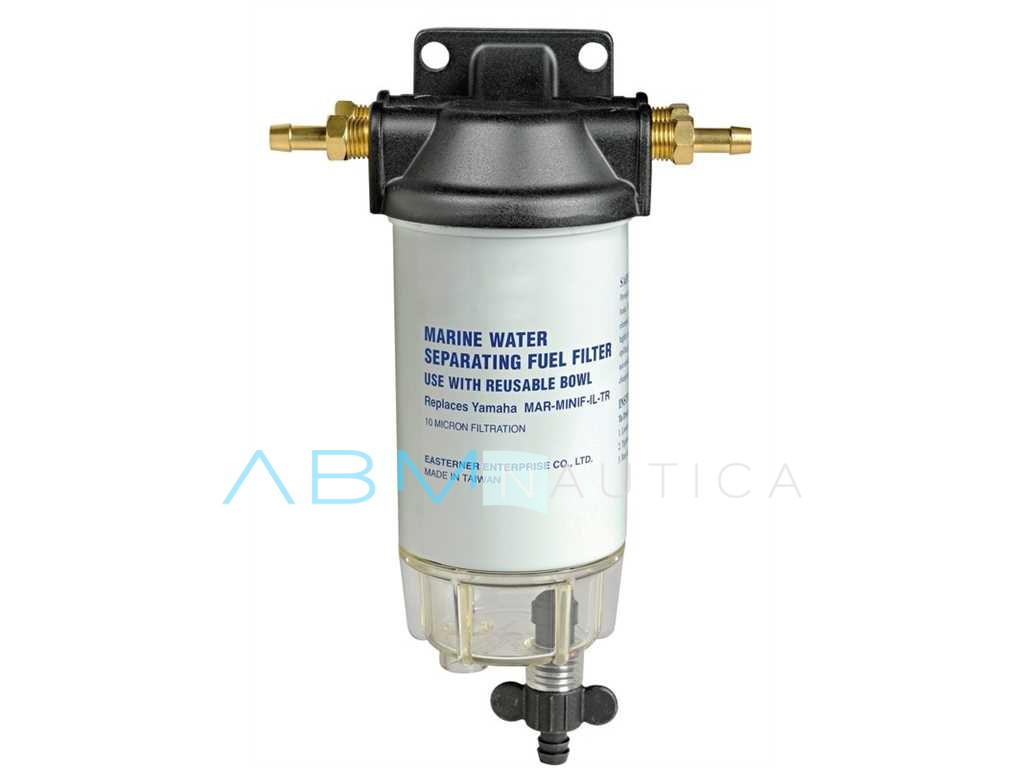 Water Fuel Separator Filters And Spare Cartridges In Vendita Filter Yamaha 10 Micron 8241