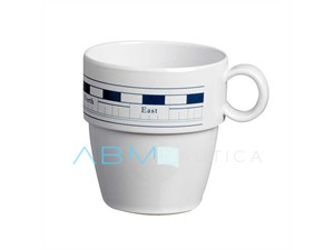 Set 6 tazze Mug antiscivolo MISTRAL - Marine Business