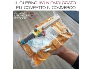 Giubbino SUPER COMPATTO 150 N - AIRBAG SMART