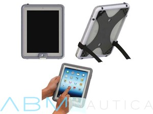 Supporto e custodia impermeabile SCANSTRUT per iPad e iPhone