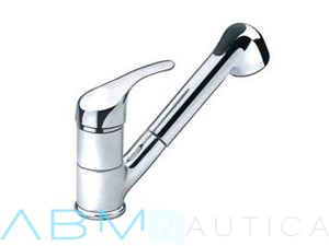 Mixer tap + removable hand shower