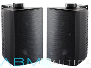 Casse stereo a 2 vie serie CABINET - Nere -