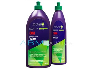 Cera per gelcoat 3M 36112E - Wax 473 ml.