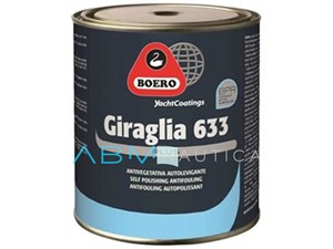 "Attiva Pirate self-polishing antifouling ""Giraglia"""