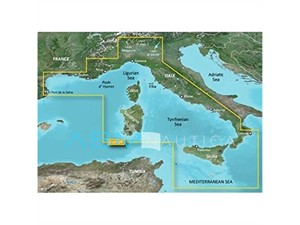Cartografia GARMIN G3 HD - Mar Tirreno - HXEU012R-G3