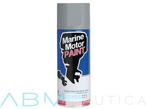 Spray paints for marine engines- Mercury FB and stern drives -