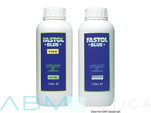 Additivo Fastol Blue Benzina - 1 Lt. -