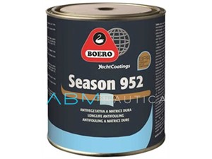 Antivegetativa Boero Season 952 EXTRA - Bianco 5 lt. -