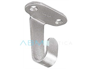 Gancetto a soffitto - 33 mm
