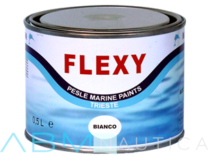 Antivegetativa flessibile per gommoni Marlin Flexy - nero -