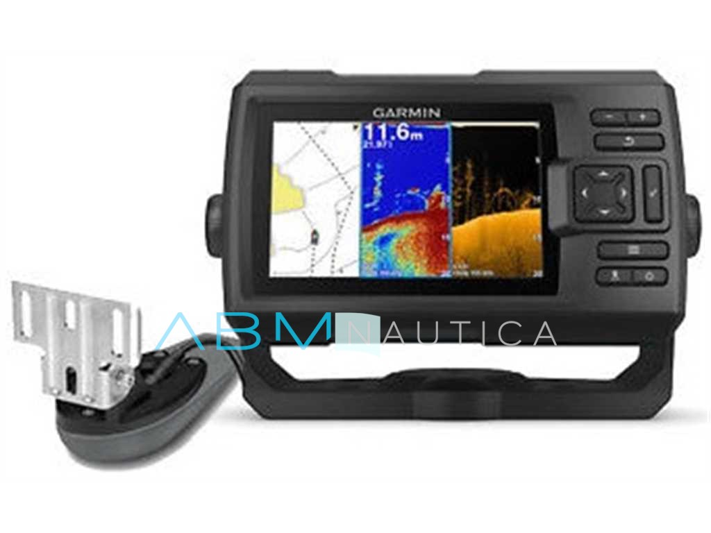 Ecoscandaglio Garmin Striker Plus 5CV + GT20-TM