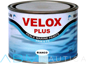 Antivegetativa Marlin Velox Plus 0,5 lt - Nero