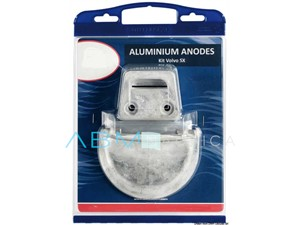Anodes Kit for Volvo SX-A/DPS stern drive
