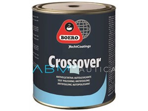 Antivegetativa Boero Crossover - Nero 0,50 lt -