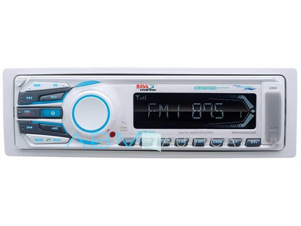 Stereo Marino USB/SD/BT Boss Marine MR1308UAB