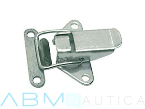 Lever closing for doors or bonnets