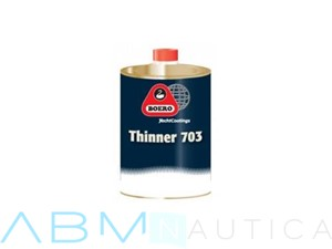Diluente Boero Thinner 703 per antivegetative