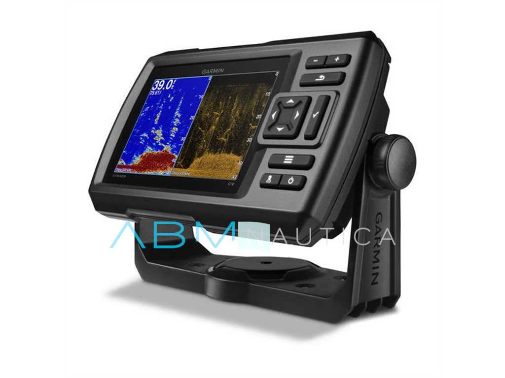 Ecoscandaglio Garmin Striker Plus 7CV + GT20-TM