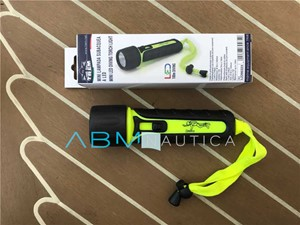Mini torcia subacquea a LED