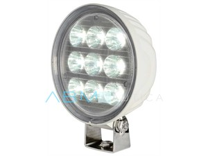 Faro LED HD 9x3W da roll-bar orientabile
