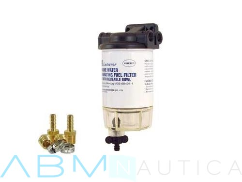 Water/fuel separator filters and spare cartridges