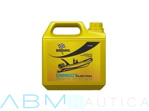 Olio Bardahl Direct Injection TCW3 - 4 lt. -