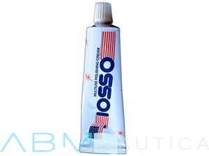 Iosso Fiberglass & Metal Polish  - 50 ml. -