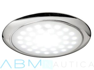 Plafoniera a 42 Led con interruttore Touch