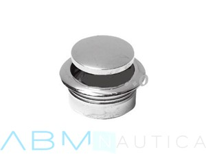 Latch knob for hatches 16 mm
