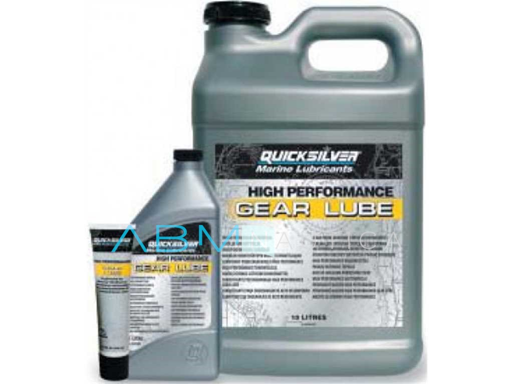 Olio Quicksilver Gear Lube High Performance