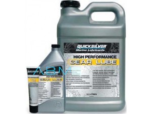 Olio Quicksilver Gear Lube High Performance - 10 Lt. -