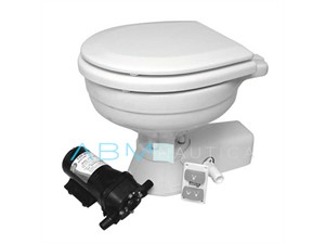 WC Elettrico Jabsco Quiet Flush - Regular