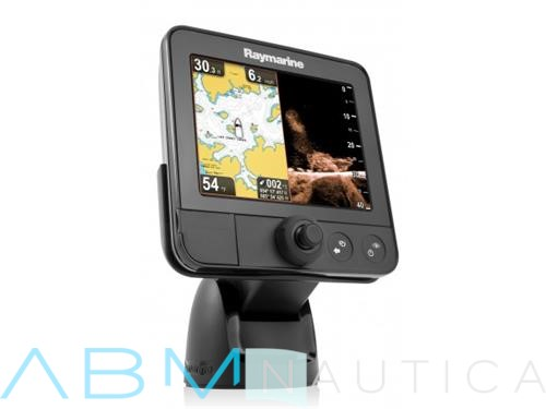 Ecoscandaglio Gps barca Raymarine DragonFly 5,7 Chirp DownVision