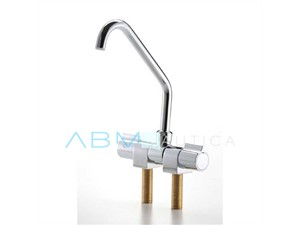 Flush Tap - cold/hot water -
