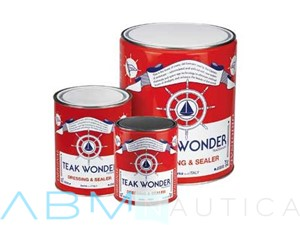 Olio Teak Wonder Oil barca
