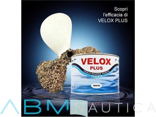 Antivegetativa per metalli Marlin Velox Plus