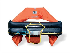 Coastaldry Eurovinil Raft within 12 miles - 8 seats -